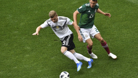 Germania - Mexic: 0-1