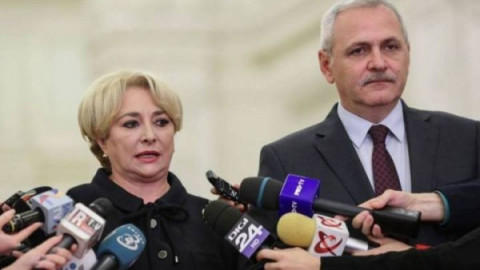 "Dancila: Exercițiu de ""imagine"""